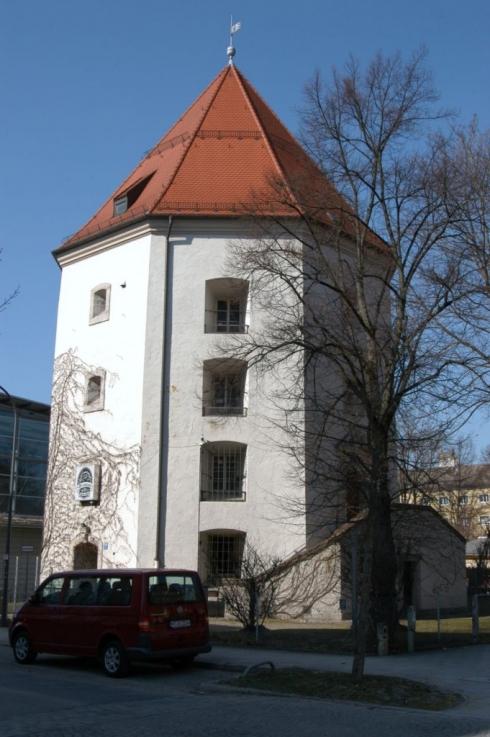 Luftschutzbunker Sendling