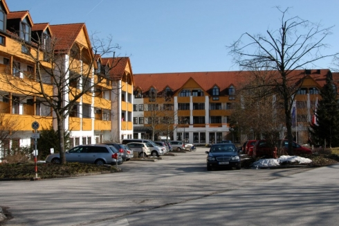 Reha-Klinikum Bad Heilbrunn