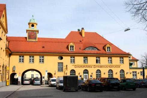 Verwaltung Schlachthof München