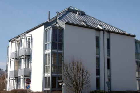Wohnhaus Geretsried Titanzinkblechdach